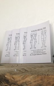 Paper Back Pilates Book